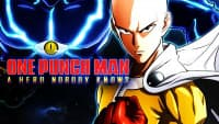 Jaquette du jeu One Punch Man : A Hero Nobody Knows