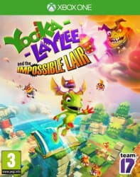 Jaquette du jeu Yooka-Laylee and the Impossible Lair