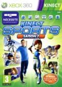 Jaquette du jeu Kinect sports 2
