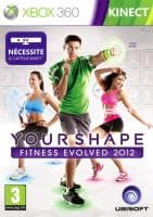 Jaquette du jeu Your shape : fitness evolved 2012