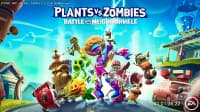Jaquette du jeu Plants Vs Zombies : La Bataille de Neighborville