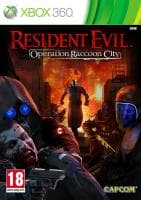Jaquette du jeu Resident Evil : Operation Raccoon City