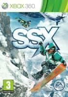 Jaquette du jeu SSX