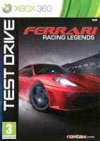 Jaquette du jeu Test Drive : Ferrari Racing Legends