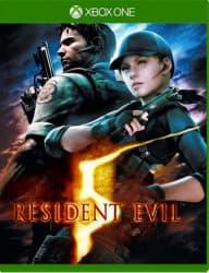 Jaquette du jeu Resident Evil 5