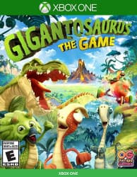 Jaquette du jeu Gigantosorus The Game