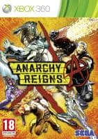 Jaquette du jeu Anarchy Reigns