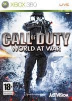 Jaquette du jeu Call Of Duty : World At War