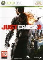 Jaquette du jeu Just Cause 2