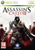 Jaquette du jeu Assassin's Creed II