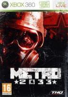 Jaquette du jeu Metro 2033
