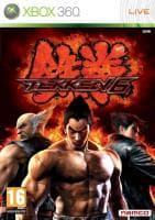 Jaquette du jeu Tekken 6