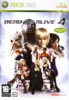 jaquette du jeu Dead Or Alive 4