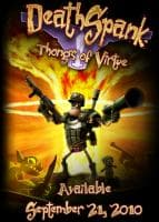 Jaquette du jeu DeathSpank : Thongs of Virtue