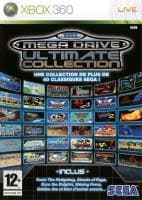 Jaquette du jeu Sega Mega Drive Ultimate collection