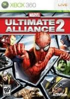 Jaquette du jeu Marvel Ultimate Alliance 2