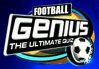 Jaquette du jeu Football Genius : The Ultimate Quiz