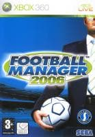 Jaquette du jeu Football Manager 2006
