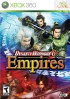 Jaquette du jeu Dynasty Warriors 6 : Empires