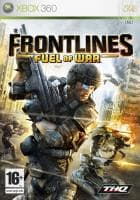 Jaquette du jeu Frontlines : Fuel of War