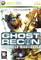 Jaquette du jeu Ghost Recon Advanced Warfighter