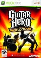Jaquette du jeu Guitar Hero : World Tour