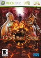 Jaquette du jeu Kingdom under Fire : Circle of Doom