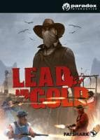 Jaquette du jeu Lead and Gold : Gangs of the Wild West