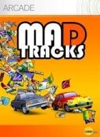 Jaquette du jeu Mad Tracks