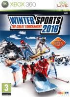Jaquette du jeu Winter Sports 2010 : The Great Tournament