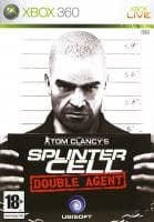 Jaquette du jeu Splinter Cell Double Agent