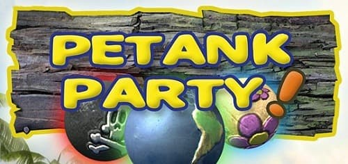 Jaquette Petank Party !