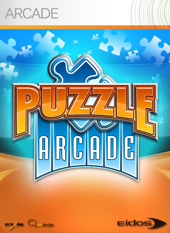 Jaquette Puzzle Arcade