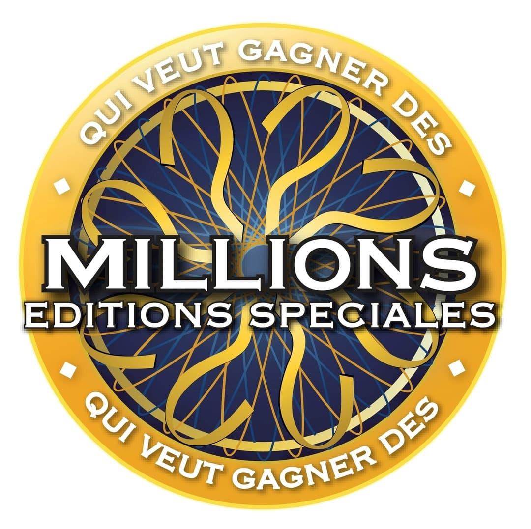 Jaquette Qui Veut Gagner des Millions? Editions Spéciales