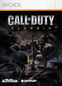 Jaquette Call of Duty Classic