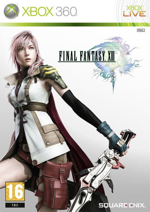 Jaquette Final Fantasy XIII
