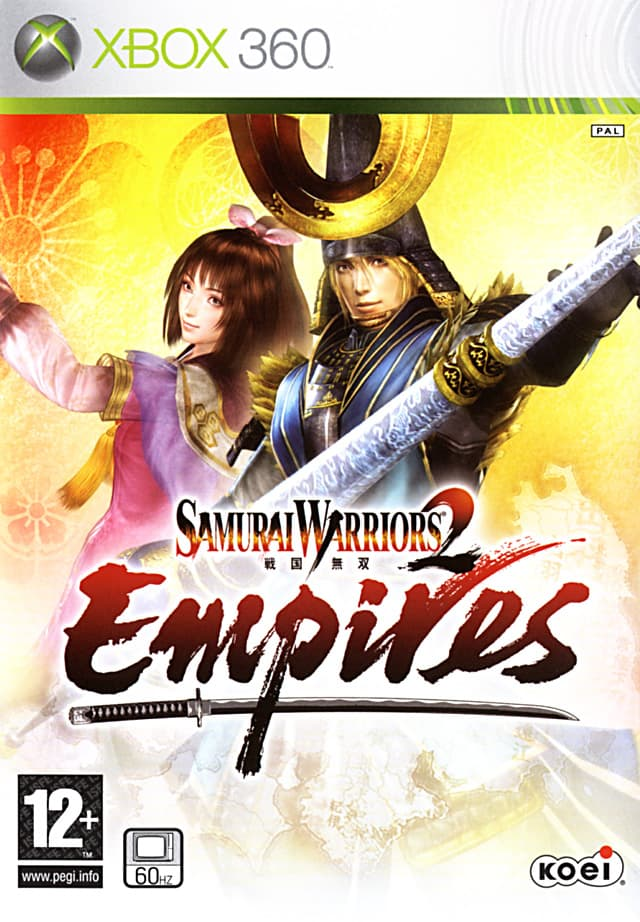 Jaquette Samurai Warriors 2 : Empires