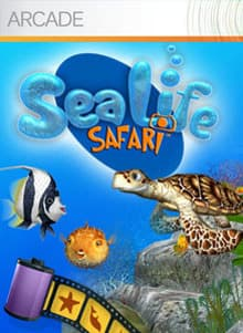 Jaquette Sea Life Safari