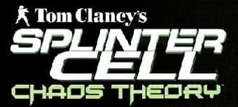 Jaquette Splinter Cell Chaos Theory