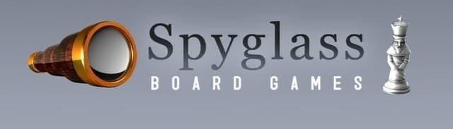 Jaquette Spyglass Board Games