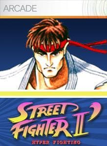 Jaquette Street Fighter II' : Hyper Fighting