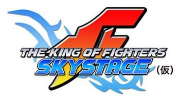 Jaquette The King of Fighters : Sky Stage
