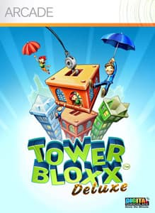 Jaquette Tower Bloxx Deluxe