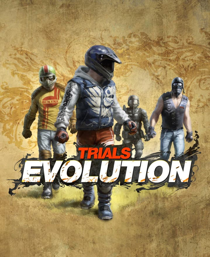 Jaquette Trials Evolution