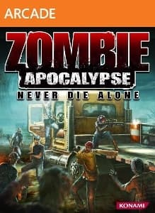 Jaquette Zombie Apocalypse : Never Die Alone