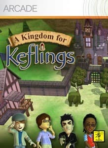 Jaquette A Kingdom for Keflings