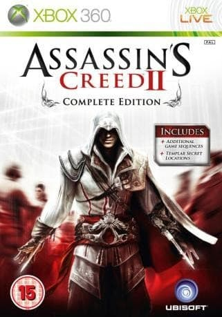Jaquette Assassin's Creed II : Complete Edition