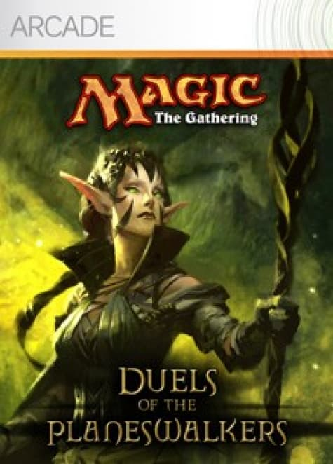 Jaquette Magic the Gathering : Duels of the Planeswalkers