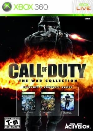 Jaquette Call of Duty : The War Collection