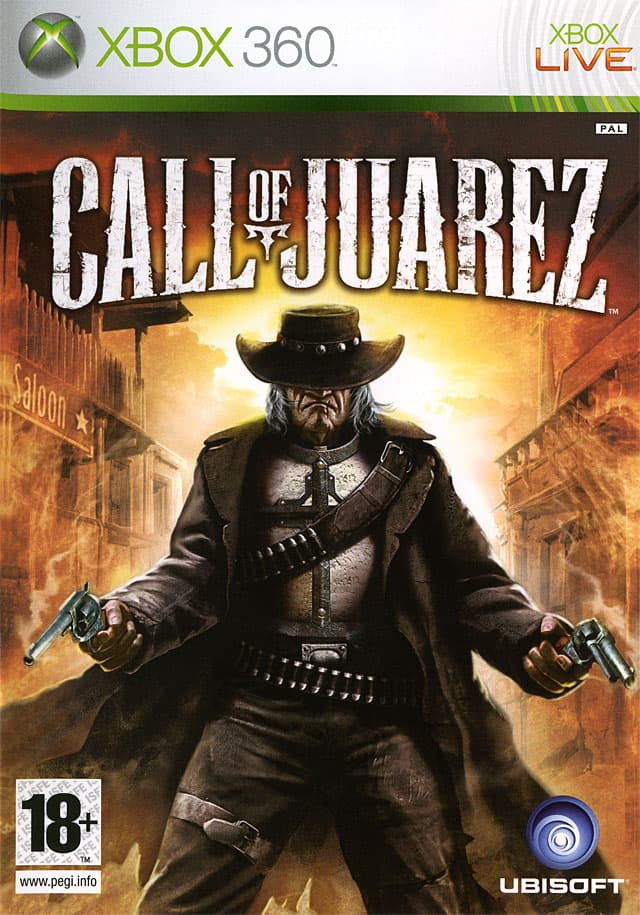 Jaquette Call of Juarez